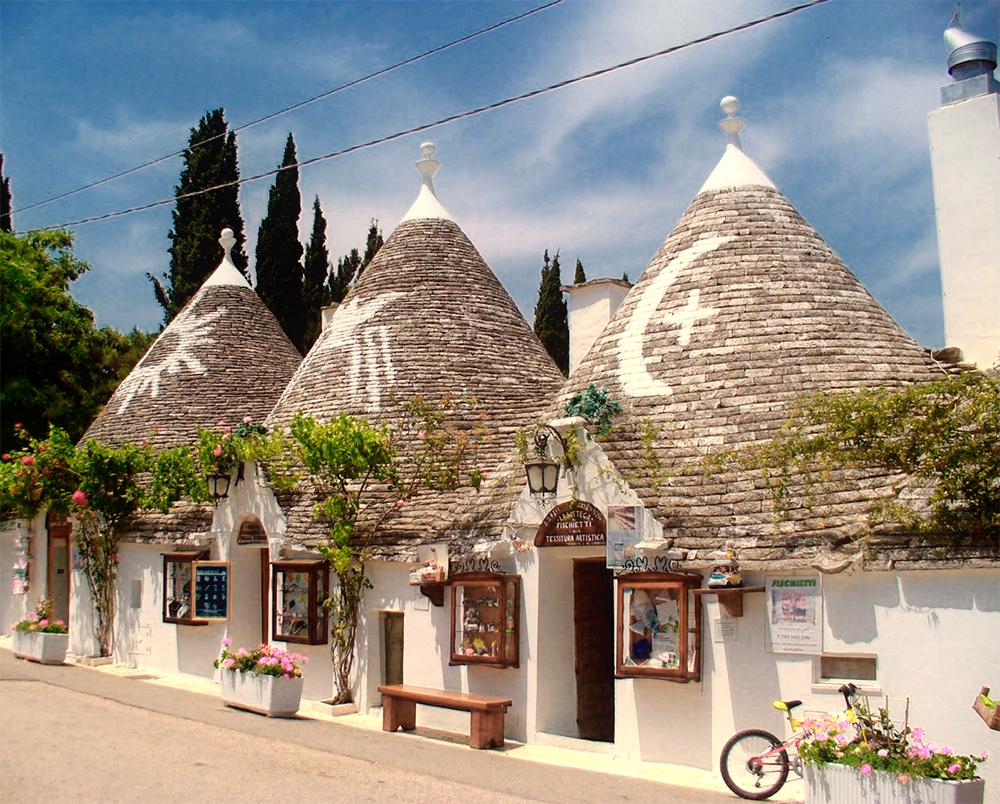 cosa vedere in Puglia Alberobello