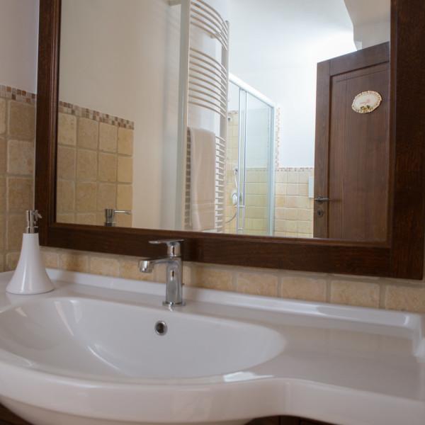 Bagno in camera tripla - L'Antica Dimora