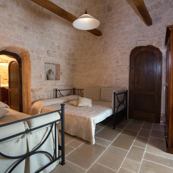 Dormire nei trulli: un'esperienza unica delle case vacanza Trulli Oasi Fiorita