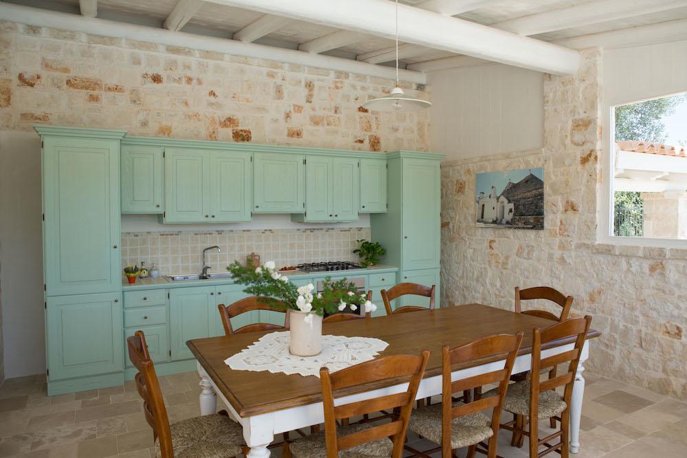 Cucina Esterna - L'Antica Dimora