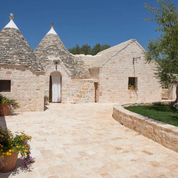 Villa Puglia Trulli
