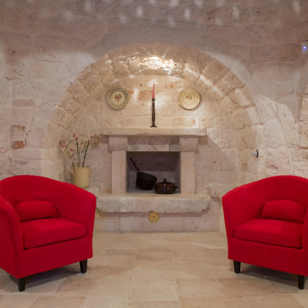 Villa Puglia Living Room