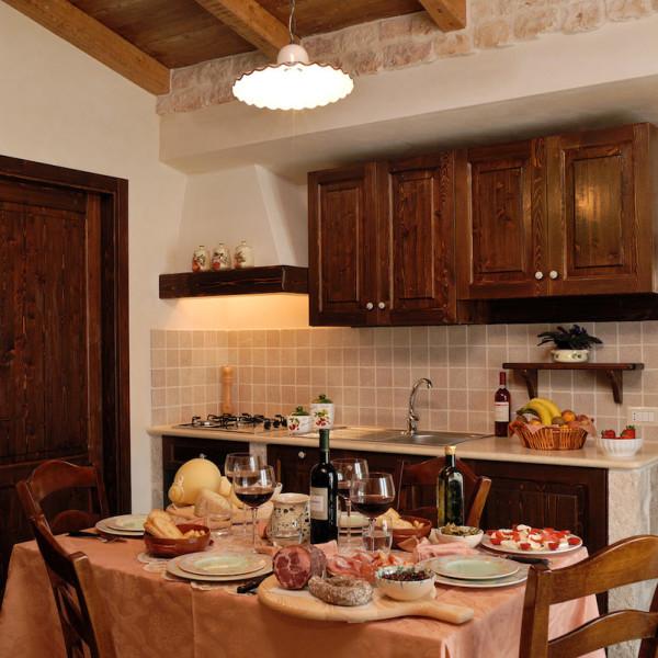 Cucina Trullo Gerbera