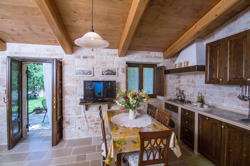 Dormire nei trulli, Case vacanze in Puglia nei trulli  Casa Vacanze ...