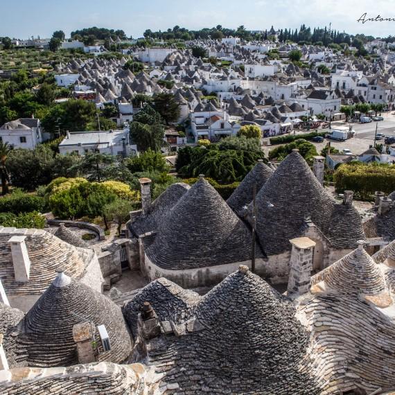 Trascorri le tue vacanze in Puglia nei trulli ad Alberobello