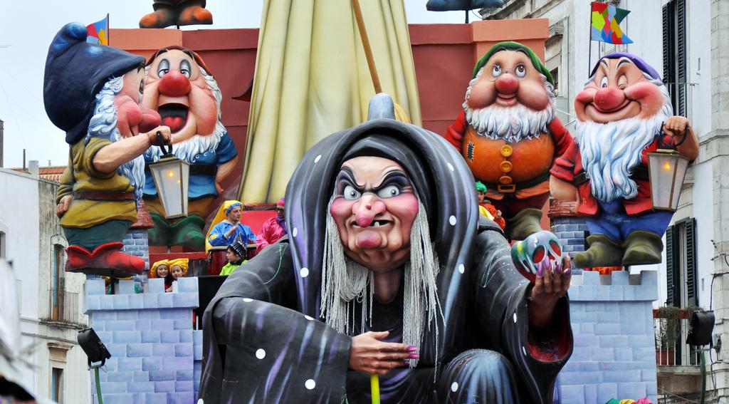 Carnevale di Putignano