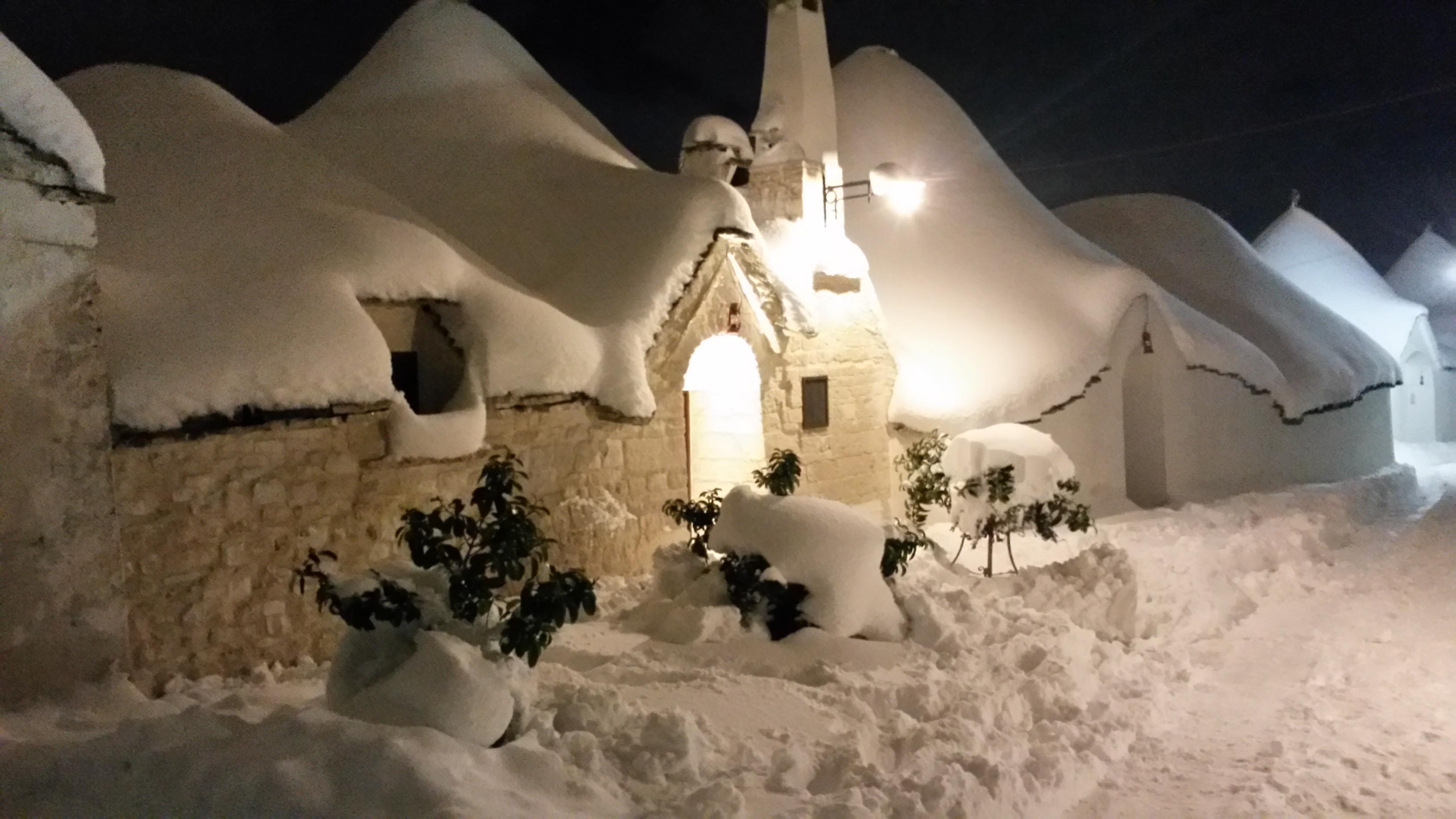 Natale in Puglia tra i trulli di Alberobello